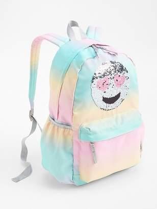 Gap Flippy Sequin Ombre Backpack