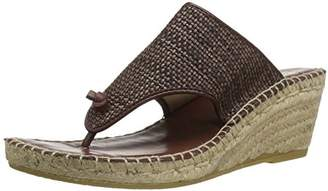 Andre Assous Women's Addie Espadrille Wedge Sandal