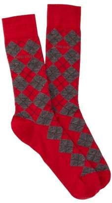 BOSS Argyle Socks