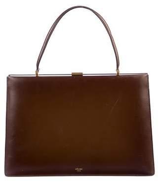 Celine 2017 Medium Clasp Bag