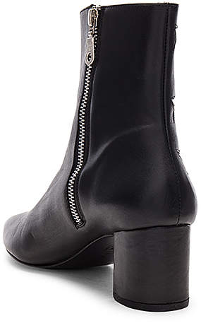 The Archive The Madison Leather Boot in Black 6