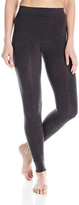 Joan Vass Women's Seamless Shaping Legging