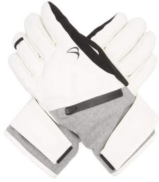 Capranea - Charlotte Technical Ski Gloves - Womens - Grey