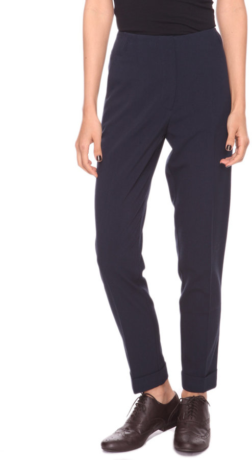Forever 21 Cropped Trouser