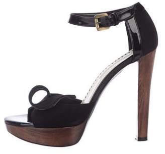 986248fe5b Stella McCartney Vegan Platform Sandals