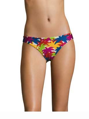 Basta Surf Women's Popoyo Reversible Ribbon Retro Bikini Bottom