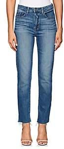 L'Agence Women's Lorelei Straight Jeans - Classic Li