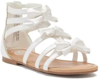 So SO Bow Girl's Gladiator Sandals