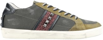 Leather Crown Low-tops & sneakers - Item 11660222UQ