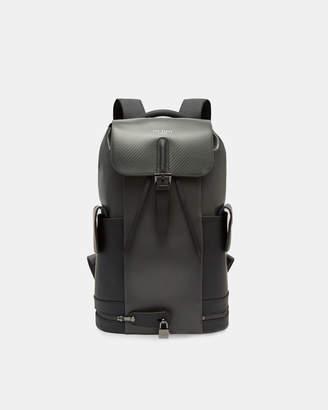 Ted Baker CRASH Leather backpack