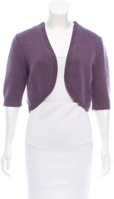 Michael Kors Open Front Knit Shrug