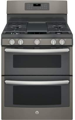 "GE Appliances 30"" Free-Standing Gas Range with Griddle"
