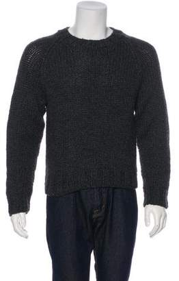 Dolce & Gabbana Cashmere Crew Neck Sweater