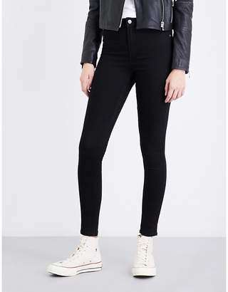Cheap Monday High Spray skinny high-rise jeans