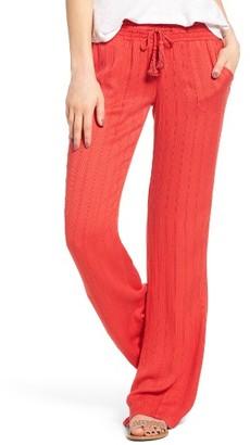 Women's Roxy Oceanside Pants $39.50 thestylecure.com