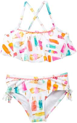 Kate Spade ice pop two piece swimsuit (Toddler & Little Girls)