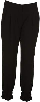 Sonia Rykiel Sonia By  Gathered Ankle Trousers