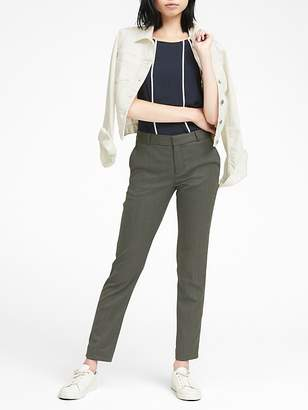 Banana Republic Ryan Slim Straight-Fit Pant