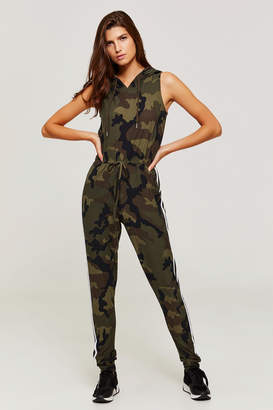 Ardene Camo Sleeveless Jumpsuit