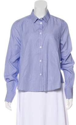 Boy By Band Of Outsiders Collared Button-Up Top
