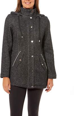 Details Microfiber Hooded Lightweight Jacket