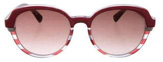 Christian Dior DiorCriosette Gradient Sunglasses