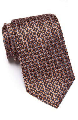 Nordstrom Rack Silk Dale Neat Tie - XL Length