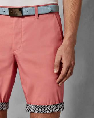 Ted Baker JAGSHOR Golf plain shorts