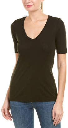 Three Dots V-Neck T-Shirt