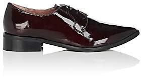 Barneys New York WOMEN'S PATENT LEATHER OXFORDS
