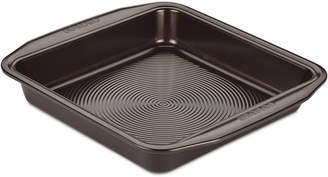 "Circulon Symmetry Nonstick Chocolate Brown 9"" Square Cake Pan"