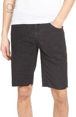 Men's Ezekiel Corduroy Shorts $54 thestylecure.com