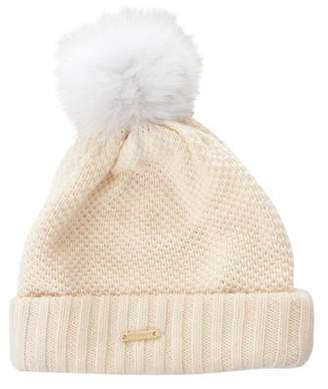 Burberry Cashmere Knit Beanie
