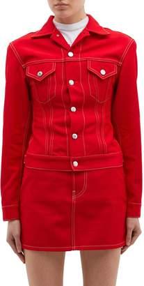 Helmut Lang 'Femme Hi' denim trucker jacket