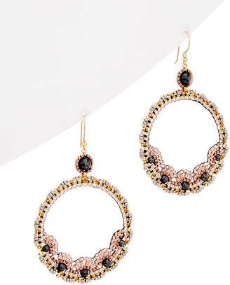 Miguel Ases 14K Gold Filled Earrings