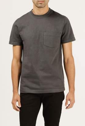 Welcome Stranger OD Bison Pocket T-Shirt