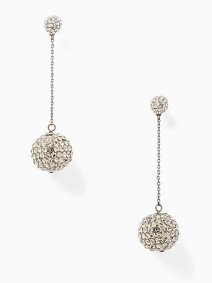 Kate Spade Razzle dazzle linear earrings