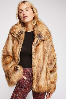 Zadig & Voltaire Furys Faux Fur Jacket
