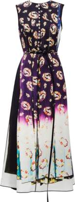 Marc Jacobs Sleeveless Printed Dress