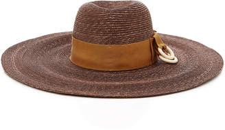 Littledoe Carol Straw Hat