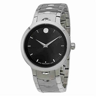 Movado Men's Swiss Quartz Stainless Steel Watch