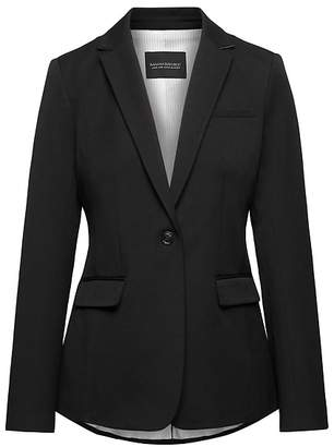 Banana Republic Long and Lean-Fit Bi-Stretch Blazer