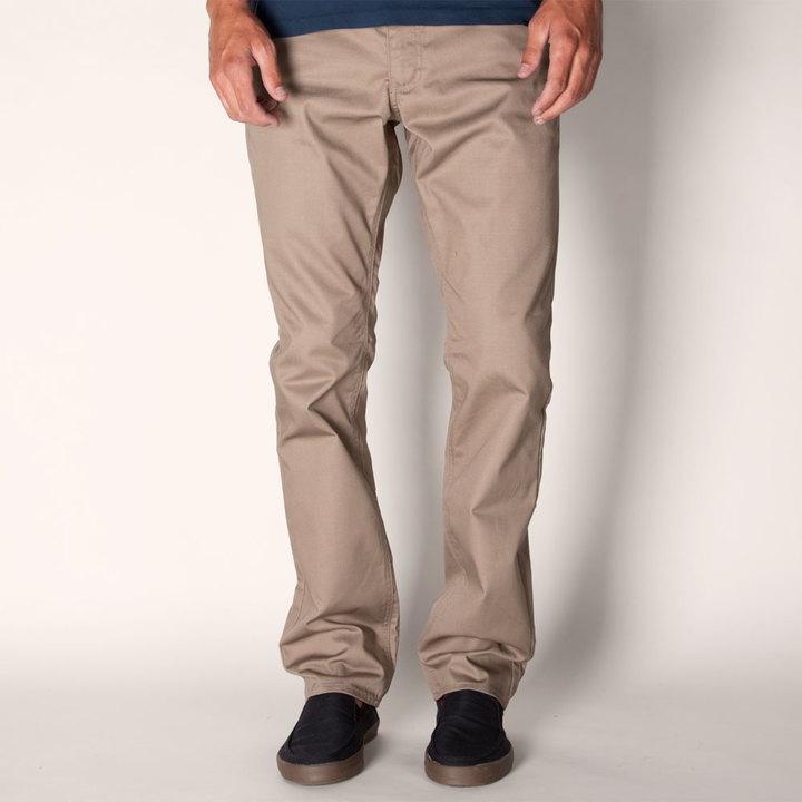RVCA Week-end Mens Twill Pants