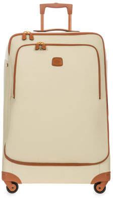"Bric's Firenze Cream 32"" Light Spinner Luggage"