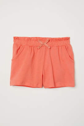 H&M Jersey Shorts - Orange