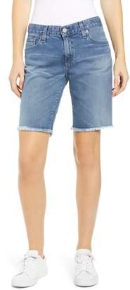 AG Jeans Nikki Relaxed Bermuda Shorts