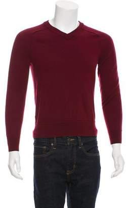 Jack Spade Wool V-Neck Sweater