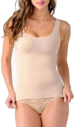 Tucker Belly Bandit(R) 'Mother R)' Scoop Neck Compression Tank