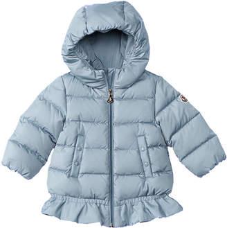 68f349b42b68 Moncler Blue Boys  Outerwear - ShopStyle