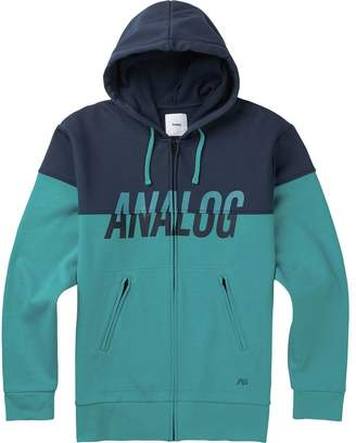 Analog Kincaid Bonded Fleece Full-Zip Hoodie - Men's